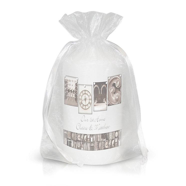 Personalised Affection Art Home Candle - Product number 1448277