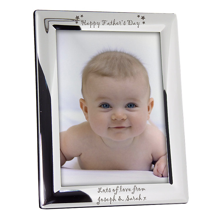 Engraved Father's Day 5x7 Frame - Product number 1448765