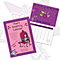 Personalised Purple Ronnie Mum Calendar - Product number 1448854