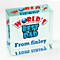 Personalised World's Best Medium Crystal Token - Product number 1449443