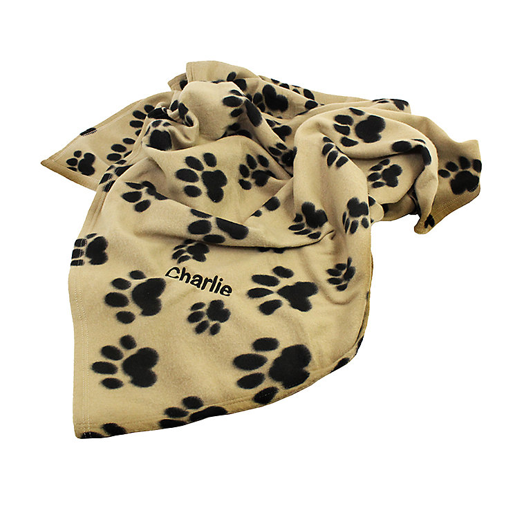 Personalised Dog Fleece Blanket - Product number 1449982