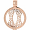 Mi Moneda medium rose gold-plated pendant holder - Product number 1451537