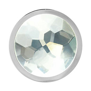 Mi Moneda Azar small stainless steel clear coin - Product number 1451952