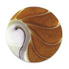 Mi Moneda Nautilus large orange shell coin - Product number 1452207