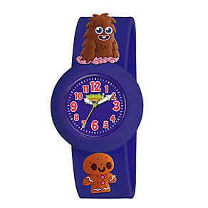 Furi Moshi Monsters Blue Rubber Strap Watch - Product number 1454315