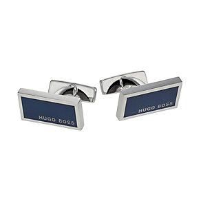 Hugo Boss Camilo men's navy cufflinks - Product number 1454528