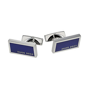 Hugo Boss Camilo men's purple cufflinks - Product number 1454536