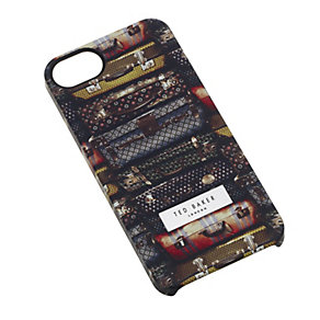 Ted Baker suitcase print iPhone case - Product number 1454986