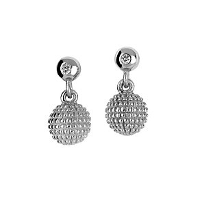 Hot Diamonds Sterling Silver Drop Earrings - Product number 1455591