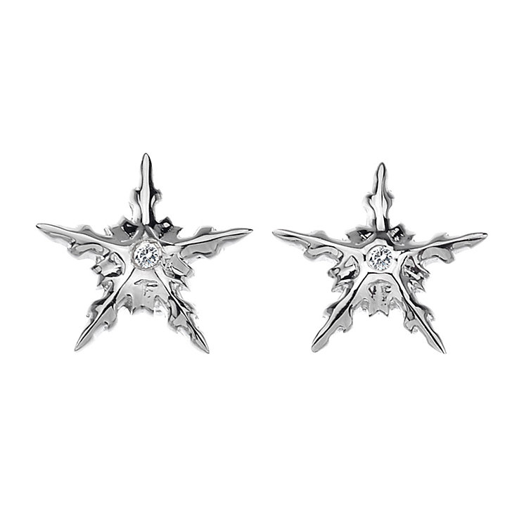 Hot Diamonds Sterling Silver Stud Earrings - Product number 1455621