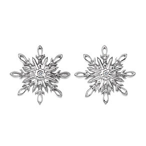 Hot Diamonds Sterling Silver Stud Earrings - Product number 1455648