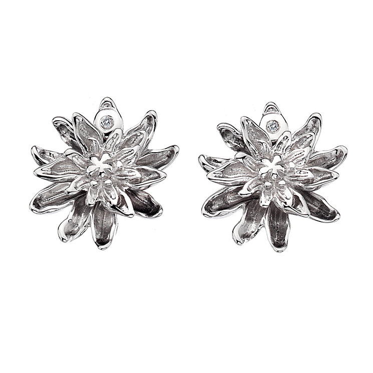 Hot Diamonds Sterling Silver Stud Earrings - Product number 1455656