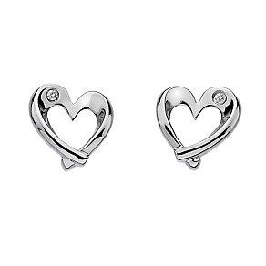 Hot Diamonds Sterling Silver Stud Earrings - Product number 1455672