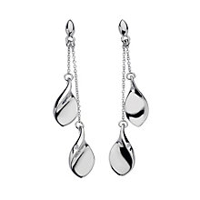 Hot Diamonds Sterling Silver Drop Earrings - Product number 1455680