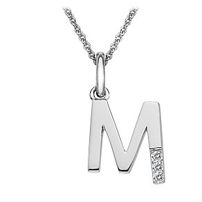 Hot Diamonds Sterling Silver Pendant - Product number 1456474