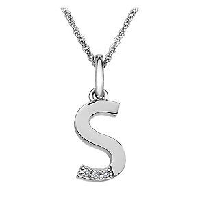Hot Diamonds Sterling Silver Pendant - Product number 1456490