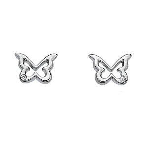 Hot Diamonds Sterling Silver Stud Earrings - Product number 1457187