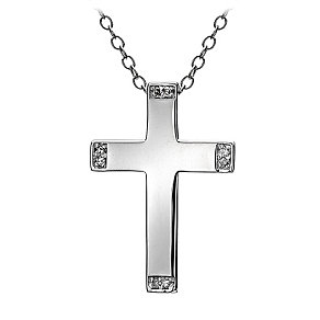 Hot Diamonds Sterling Silver Pendant - Product number 1457241