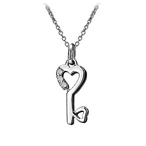 Hot Diamonds Sterling Silver Pendant - Product number 1457284