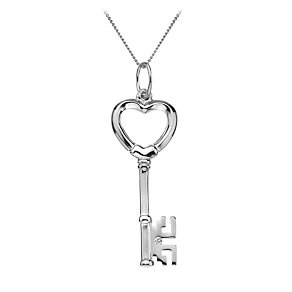 Hot Diamonds Sterling Silver Pendant - Product number 1457365