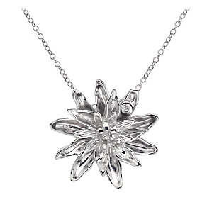 Hot Diamonds Sterling Silver Pendant - Product number 1457373