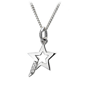Hot Diamonds Sterling Silver Pendant - Product number 1457705