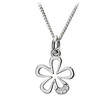 Hot Diamonds Sterling Silver Pendant - Product number 1457969