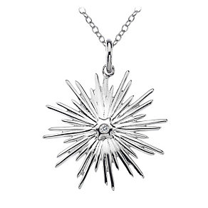Hot Diamonds Sterling Silver Pendant - Product number 1458019