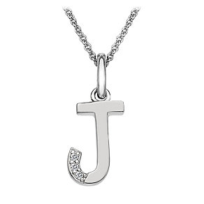 Hot Diamonds Sterling Silver Pendant - Product number 1459422