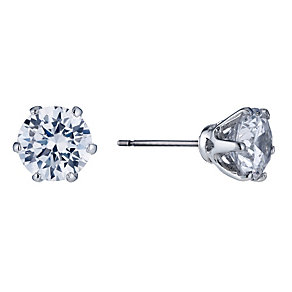 Buckley Cubic Zirconia Large Stud Earrings - Product number 1459449