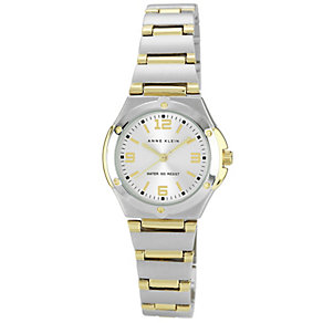 Anne Klein Ladies' Two Tone Bracelet Watch - Product number 1466348