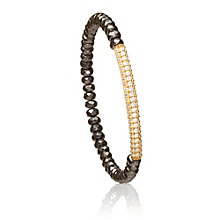 Gaia Gold-Plated Hematite Bracelet - Product number 1470655