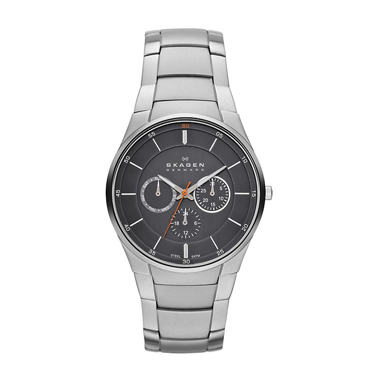 Skagen Aktiv Men's Stainless Steel Bracelet Watch - Product number 1476491