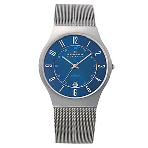 Skagen Grenen Ladies' Titanium Mesh Bracelet Watch - Product number 1476505