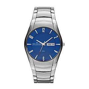Skagen Klassik men's stainless steel bracelet watch - Product number 1476637