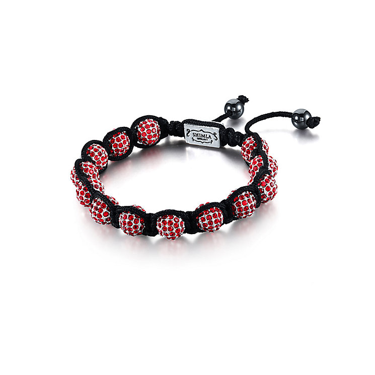 Shimla Luxury Originals Light Siam Czech Crystal Bracelet - Product number 1484265