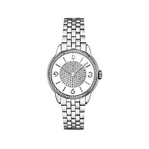 Bulova Diamond Gallery 216 Ladies' Stainless Steel watch - Product number 1487787