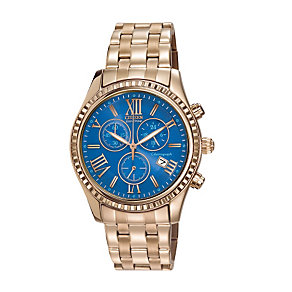Citizen Eco-Drive Ladies' Stainless Steel Bracelet Watch - Product number 1490400