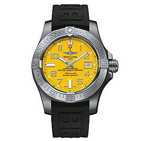 Breitling Avenger II Seawolf men's strap watch - Product number 1521829