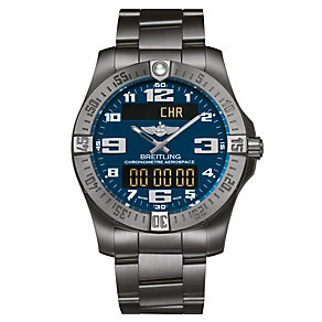 Breitling Aerospace Evo men's titanium bracelet watch - Product number 1521837