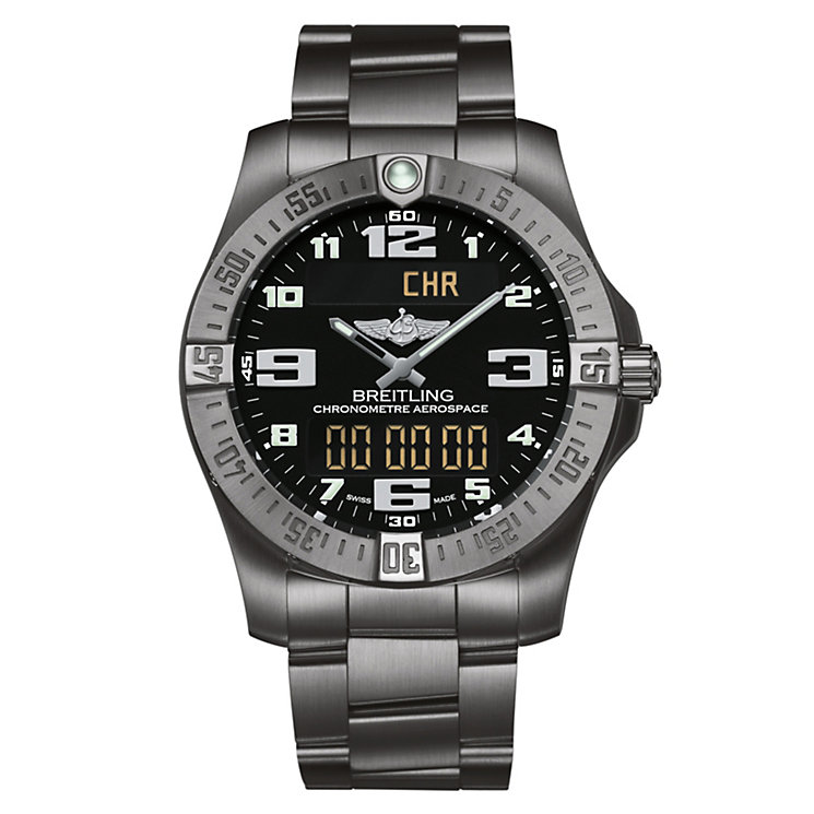Breitling Professional Aerospace men's bracelet watch - Product number 1521845