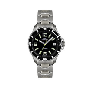 Rotary Aquaspeed men's stainless steel bracelet watch - Product number 1529633