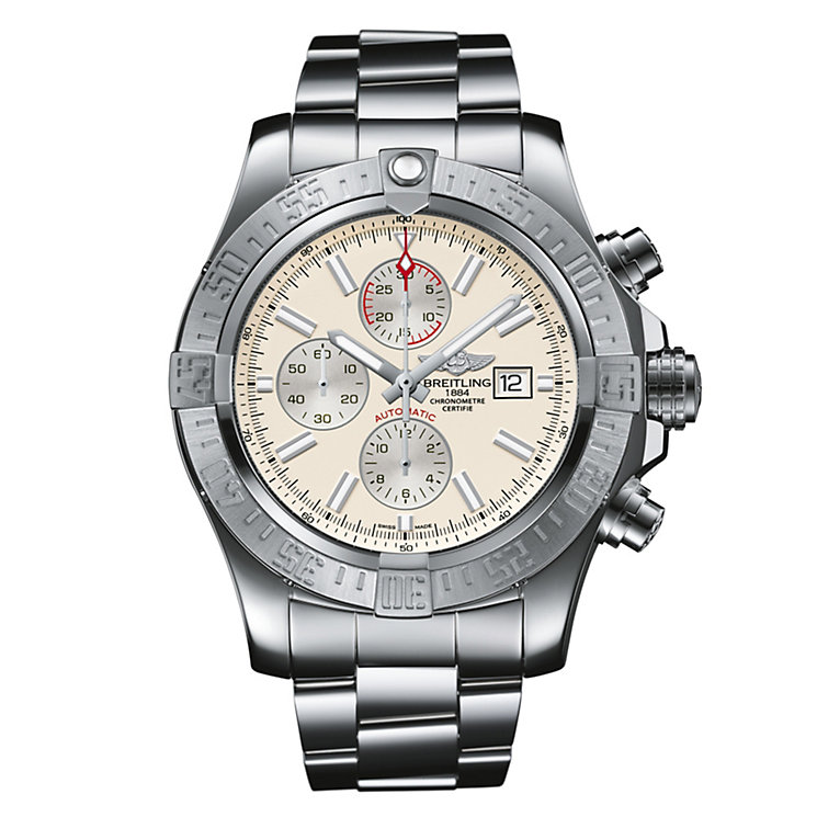 Breitling Super Avenger II men's chronograph watch