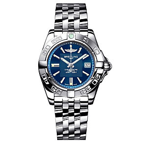 Breitling Galactic 32 ladies' stainless steel bracelet watch - Product number 1591746