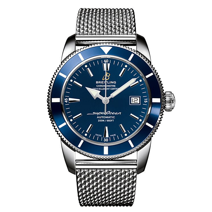 Breitling Superocean Heritage 42 men's bracelet watch - Product number 1592416