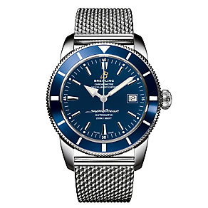 Breitling men's Superocean Heritage 42 men's bracelet watch - Product number 1592416
