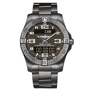Breitling Aerospace men's titanium bracelet watch - Product number 1592556