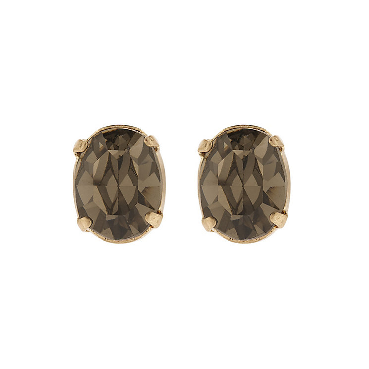 Martine Wester Stargazer Crystal Stud Earrings - Product number 1592610