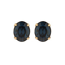 Martine Wester Stargazer Montana Crystal Stud Earrings - Product number 1592637