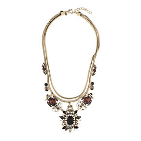 Martine Wester Cosmic Statement Medallion Collar Necklace - Product number 1592696